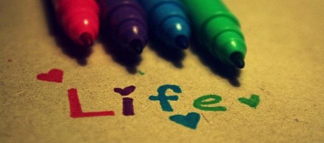 Giá trị trong cuộc sống cho mỗi chúng ta cảm nhận