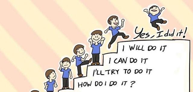 Việc rèn luyện kỹ năng sống cho trẻ cần đi theo từng bước, không thể vội vàng