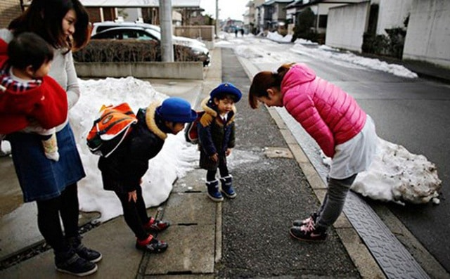 Người Nhật xem việc giáo dục đạo đức là kỹ năng sống cần thiết của trẻ nhỏ