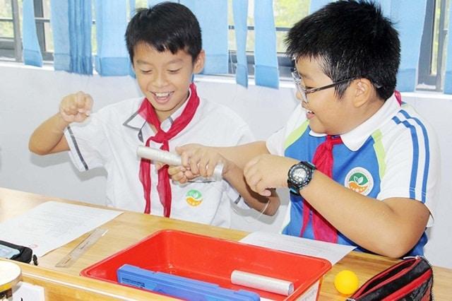 Trẻ tiểu học thiếu kỹ năng sống sẽ gặp nhiều khó khăn trong đời sống