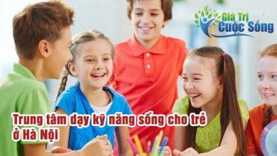 Photo of Trung tâm dạy kỹ năng sống cho trẻ ở Hà Nội