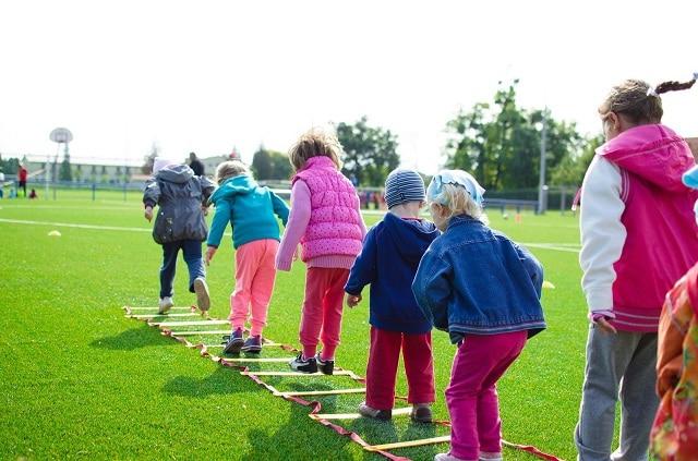Những gì trẻ được dạy tại trung tâm sẽ là nền tảng để bé phát triển sau này