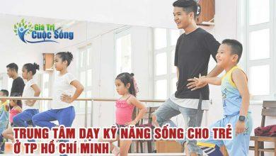 Photo of Trung tâm dạy kỹ năng sống cho trẻ ở TP Hồ Chí Minh
