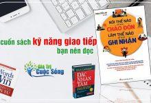 Sách kỹ năng giao tiếp