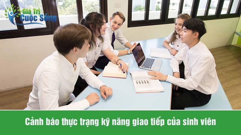 Thực trạng kỹ năng giao tiếp của sinh viên