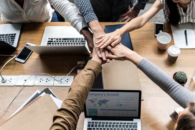 Làm việc nhóm giúp phát huy tiềm năng mỗi người