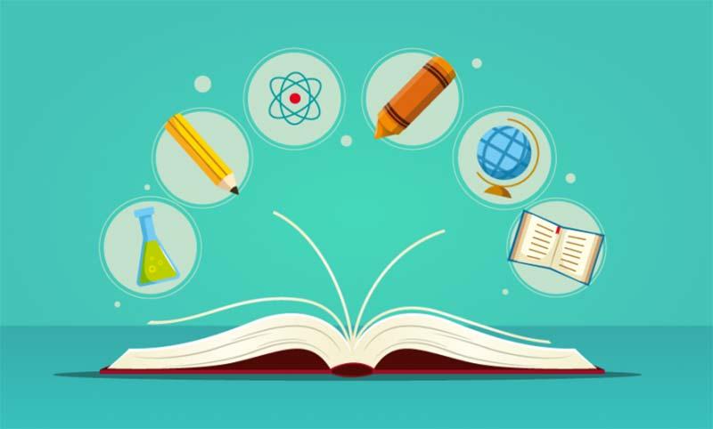 Sách là kho tàng kiến thức của nhân loại!