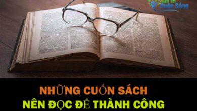 những cuốn sách nên đọc để thành công