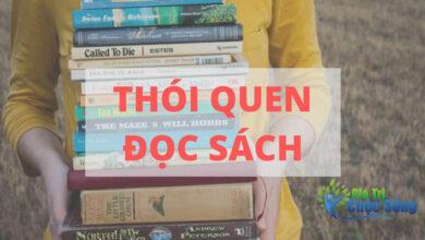Thói quen đọc sách của người Việt và những vấn đề cần khắc phục