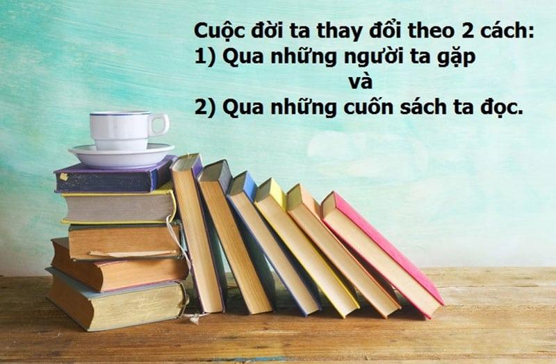 vấn đề đọc sách của học sinh hiện nay