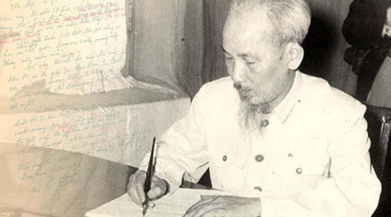"""Sự trở lại của Hồ Chí Minh để thực hiện câu nói """"Tự do cho đồng bào tôi, độc lập cho Tổ quốc tôi"""""""